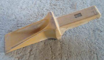 Bofors Bagger-Einschweißhülsenzahn flach