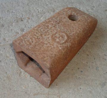 Bofors Einschweißhülse 2.Größe
