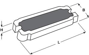Zahnsicherung Bofors B-Lock