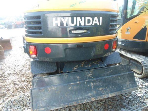 Mobilbagger Hyundai R55W-9A