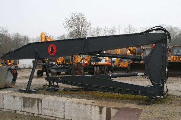 Abbruchausrüstung 18m (3-teilig)
