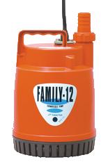 Schmutzwasserpumpe Family 230V / 50 Hz