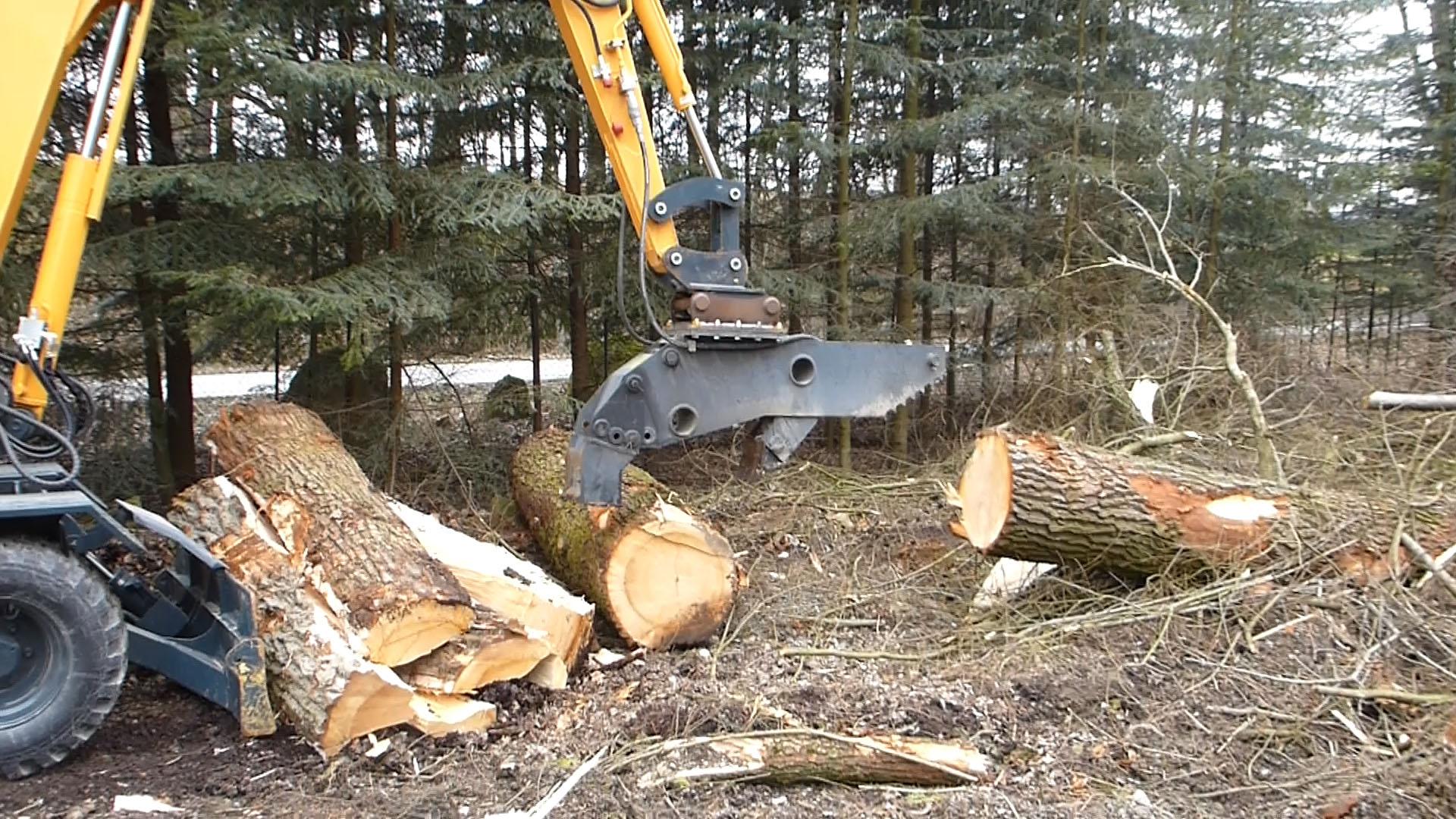 Geliebte Holzspalter - Mörtlbauer Baumaschinen #FQ_59