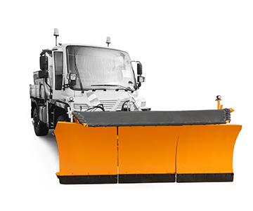 Schneepflugmesser / Räumleisten HB500